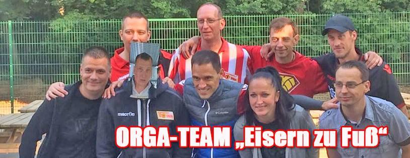 Das Orga-Team