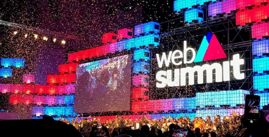 Web Summit 2017 bericht