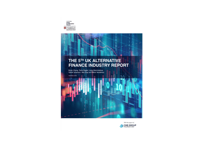5th UK alternative finance Report cambridge