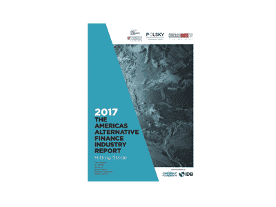 americas alternative finance report 2017
