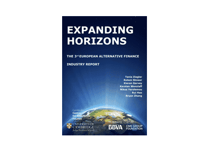 expanding horizons 3rd alternative finance report cambridge