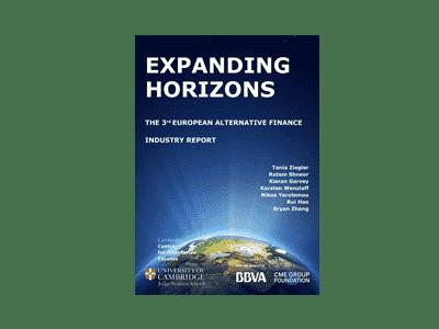 expanding horizons 3rd alternative finance report cambridge