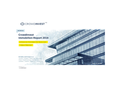 crowdinvest immobilien-report 2019
