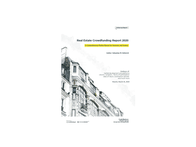 Real Estate Crowdfunding Report 2020